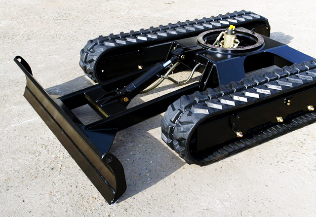 Business-Rubber Track & Rubber Pad-Overview